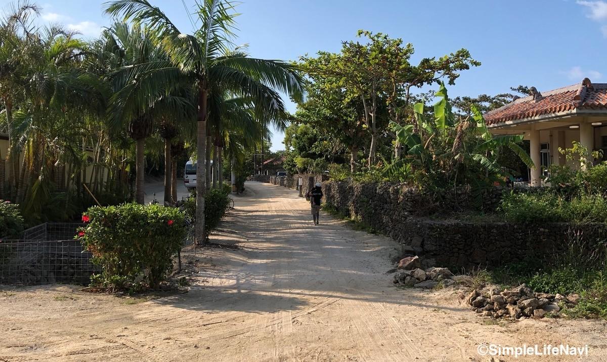 竹富島の集落巡り
