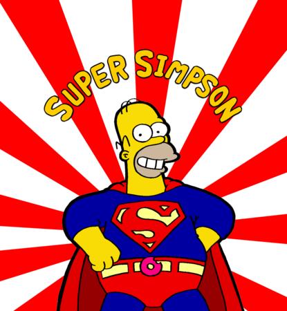 スーパーシンプソンズ