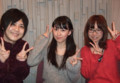 高橋美佳子の応援情報局659VOICE CREW梶裕貴さんと矢作紗友里さん