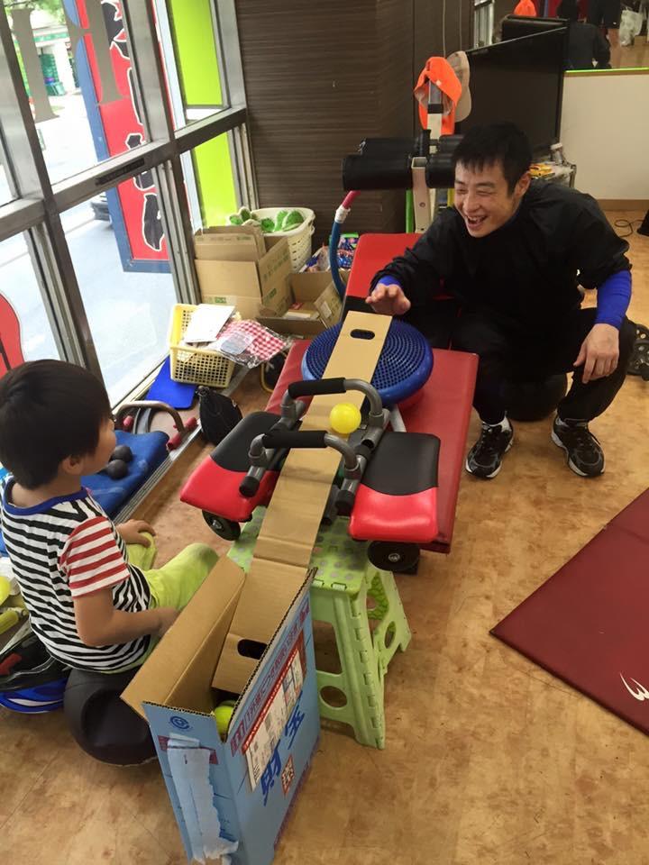 三浦国宏の経営するミウラスタジオにて