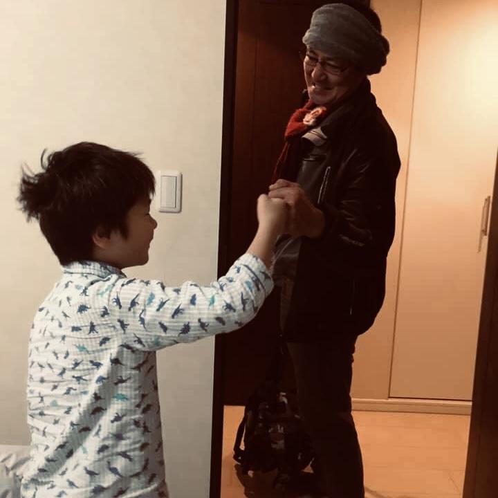 三浦国宏と息子Kの別れ