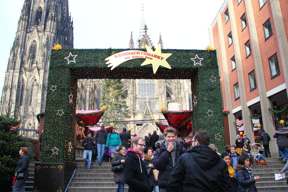 ケルンクリスマスマーケット