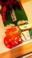 緑寿庵のクリスマス金平糖