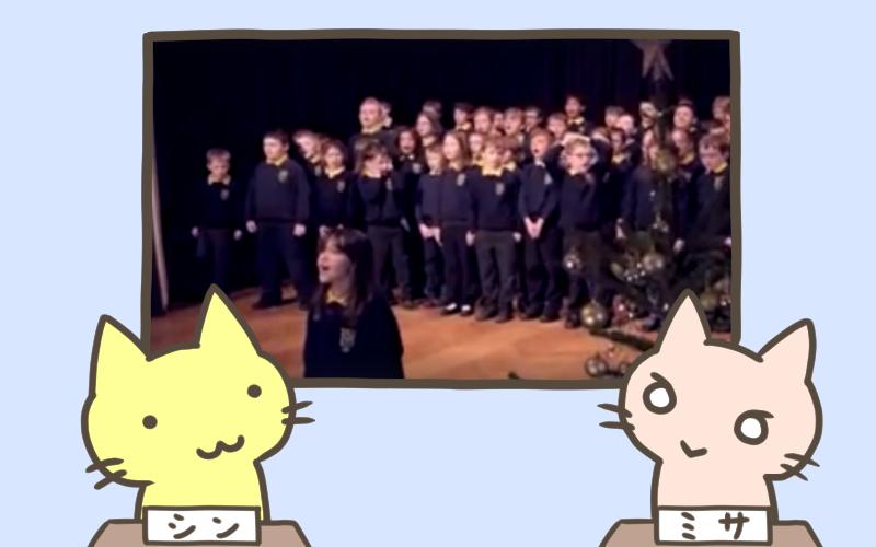 10歳の少女が歌うハレルヤが鳥肌レベルと世界中で話題に