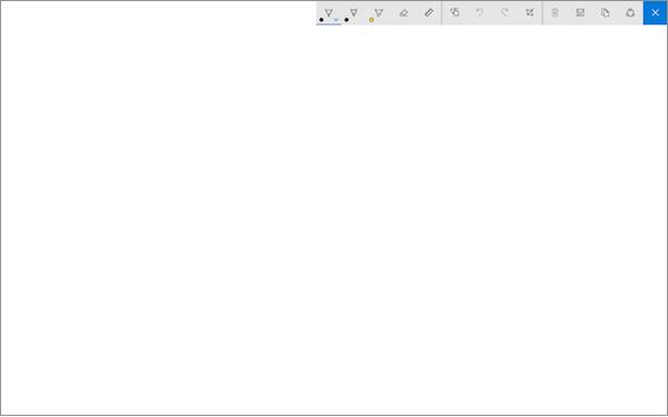 Windows Inkワークスペース1