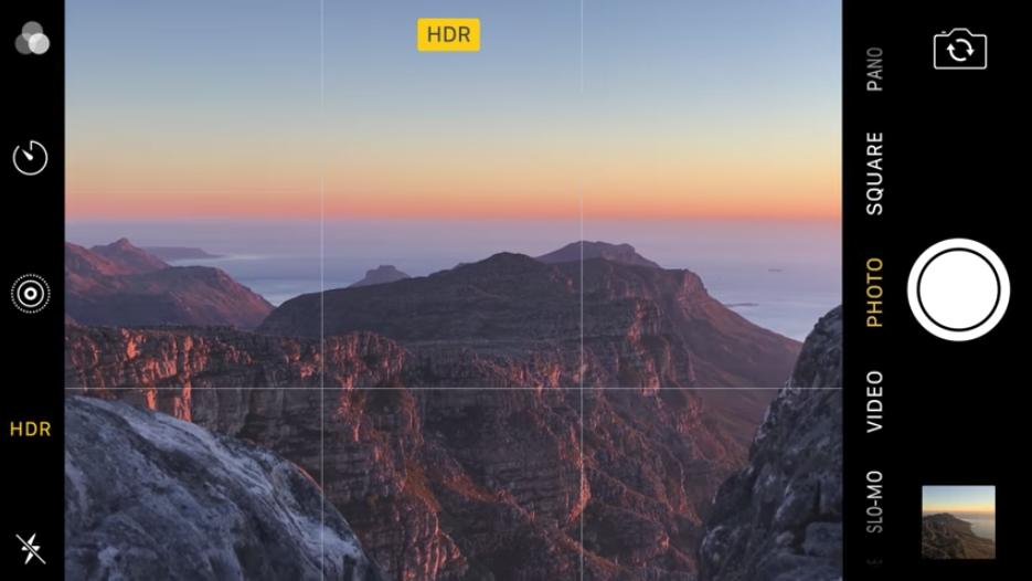 Appleが教えるiPhone7を使った写真撮影テクニック