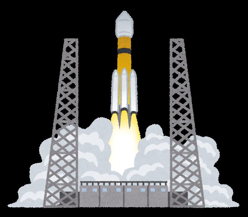 Space rocket hassya