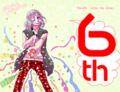 大村さんサイト6周年おめでとうございます! な仁科ちゃん。