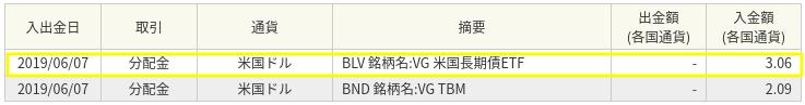 バンガード 米国長期債ETF(BLV)