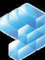 [拙作]氷のブロック