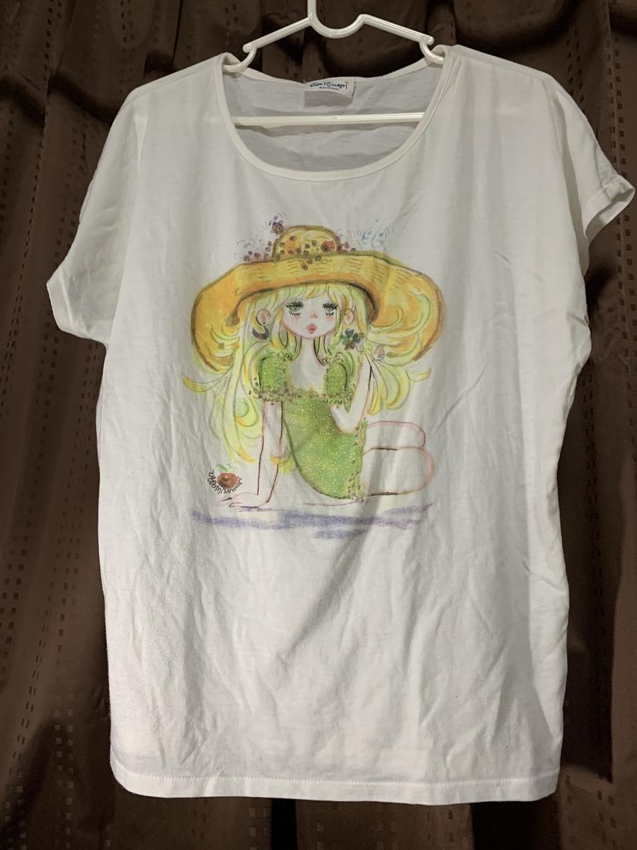 アドちゃんTシャツ