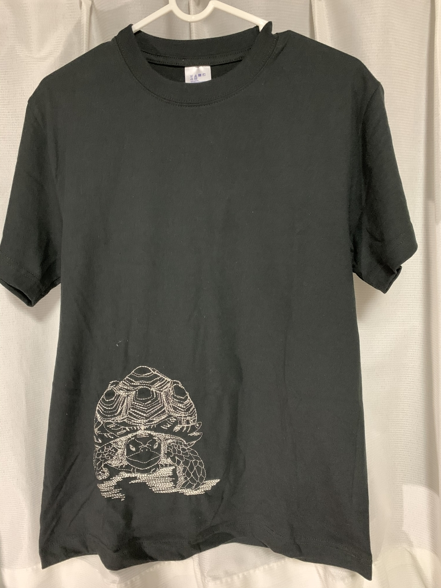 ケヅメリクガメのtシャツ