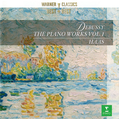 Monique Haas / Debussy: The Piano Works Vol. 1