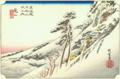 亀山 雪晴