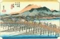 京師 三條大橋