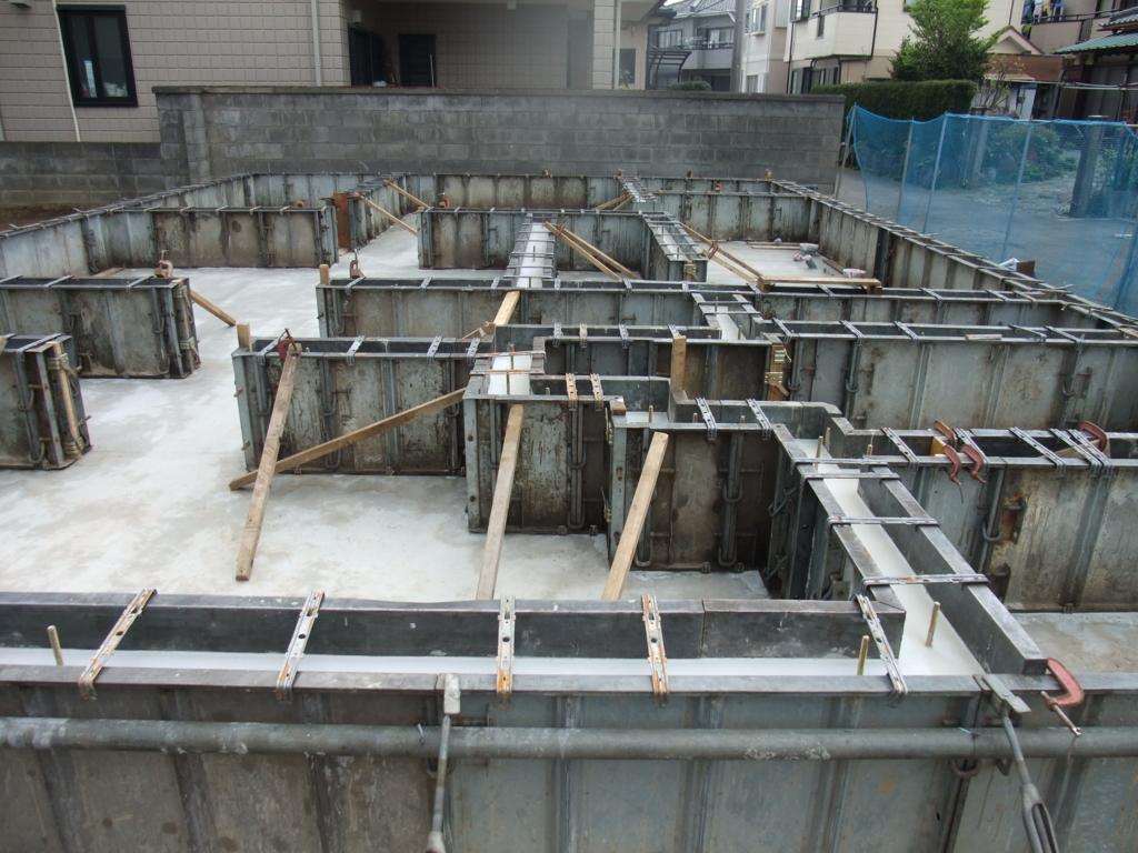 基礎コンクリート01