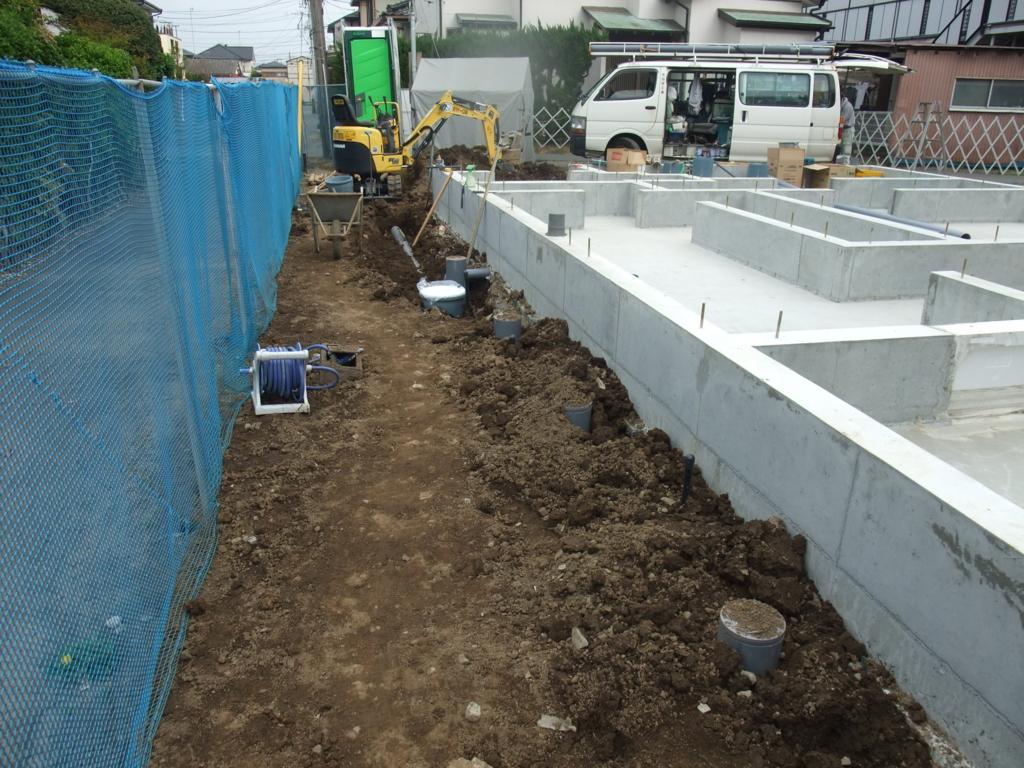 排水設備工事