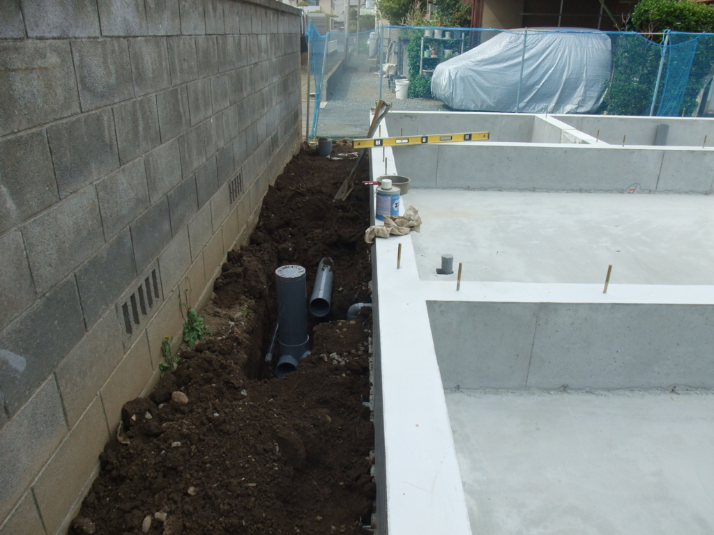 排水設備工事02