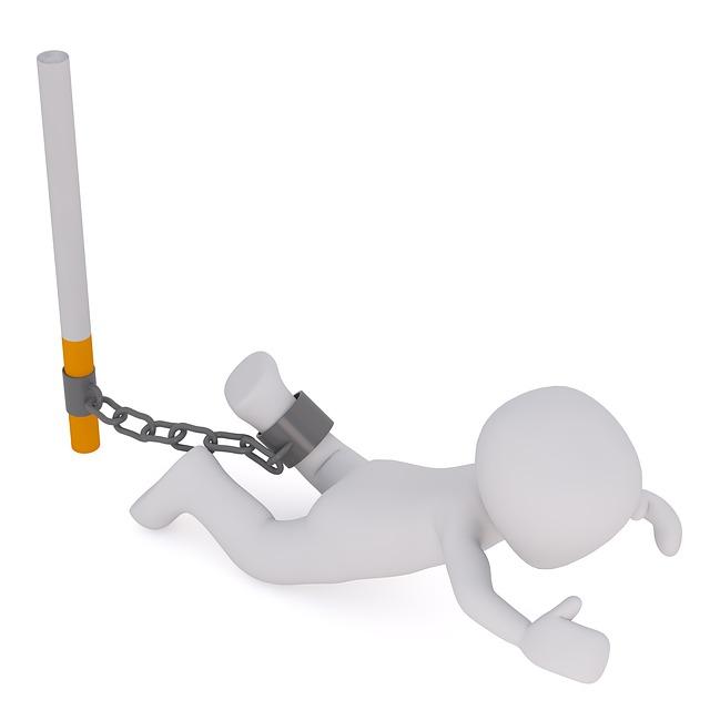 たばこの依存性の種類