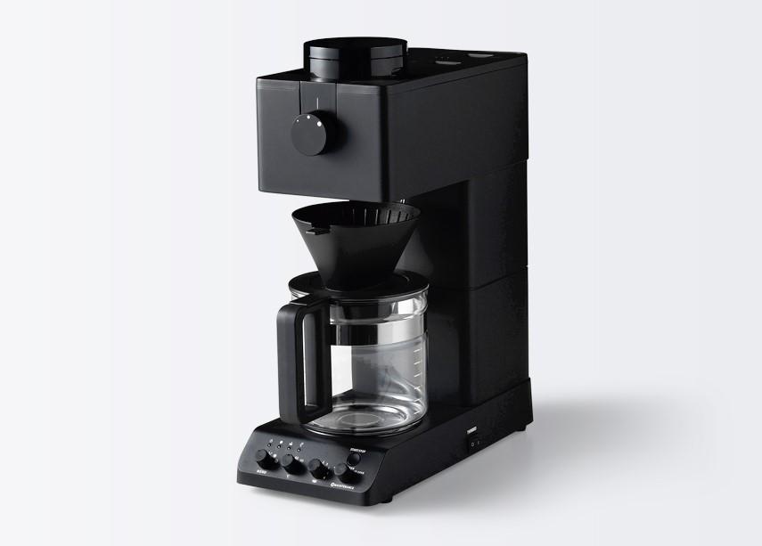 ツインバード 全自動コーヒーメーカー CM-D465B