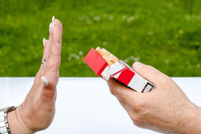 職場の先輩の禁煙
