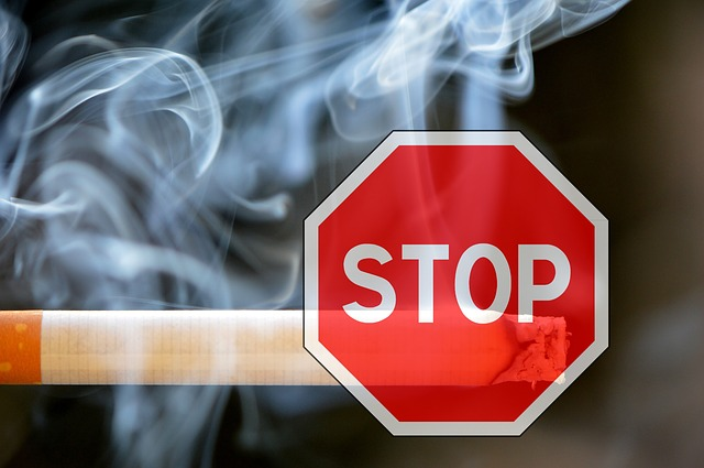 禁煙スタートしてしまう