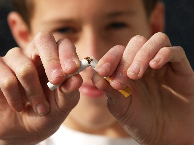 たばこをやめるということ