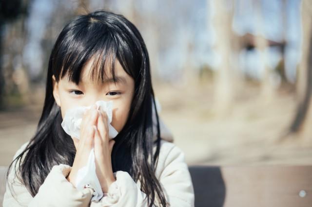 花粉症や鼻炎症状の緩和