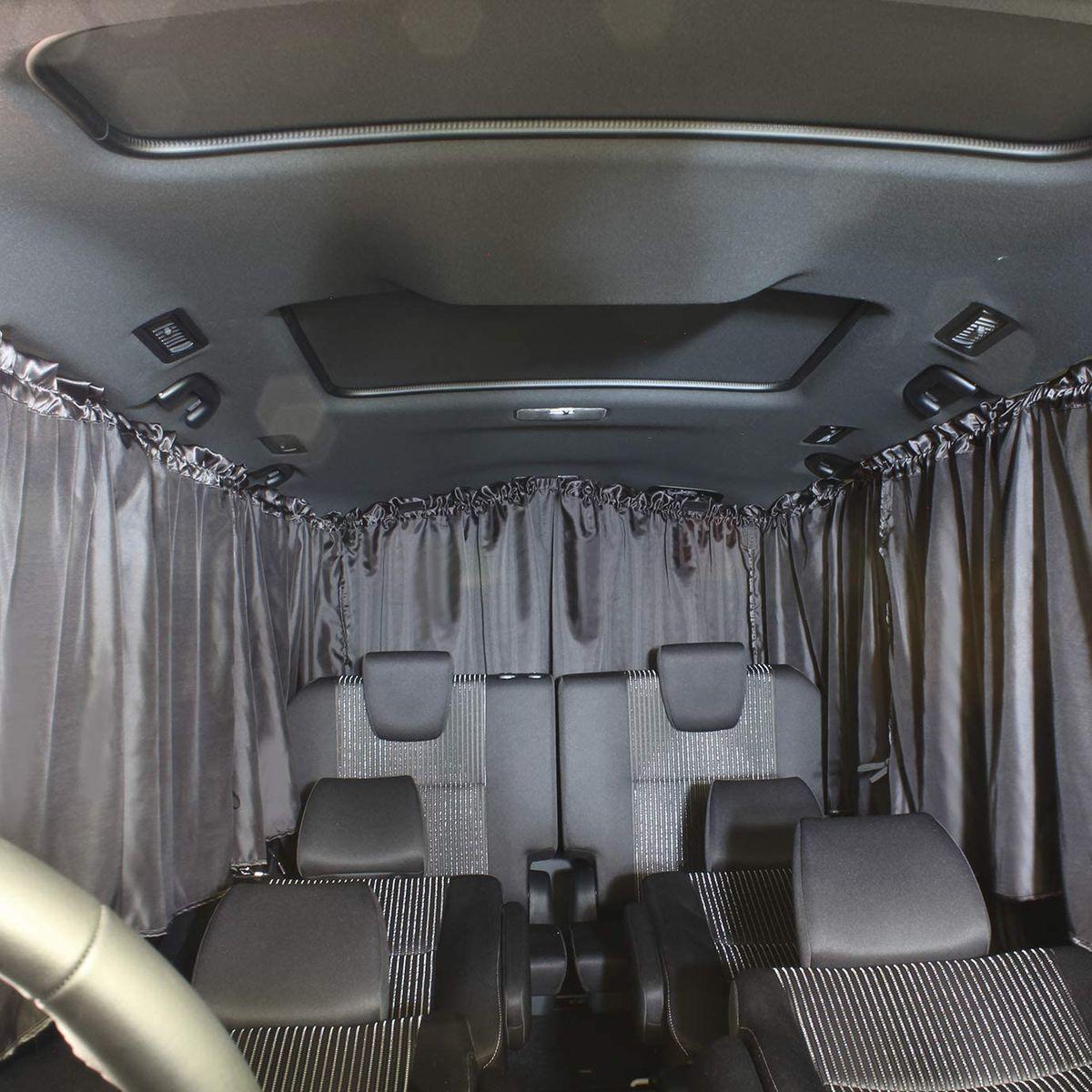 ボンフォーム車用シャットカーテン