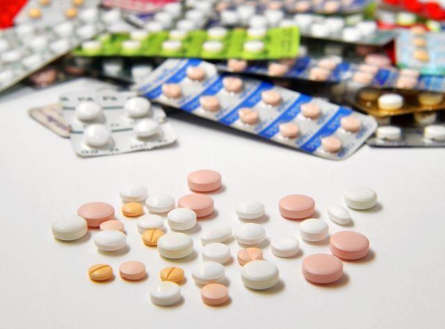 自律神経失調症に処方される薬の種類