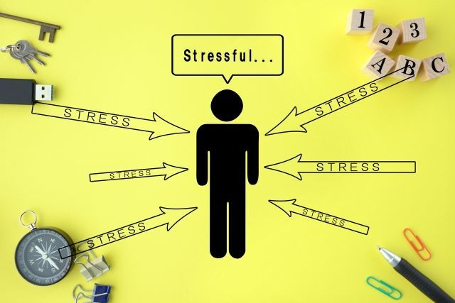 ストレスの原因