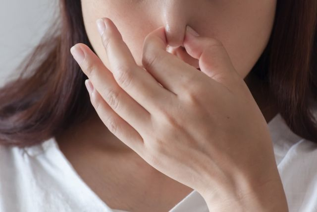 鼻うがいは痛い?