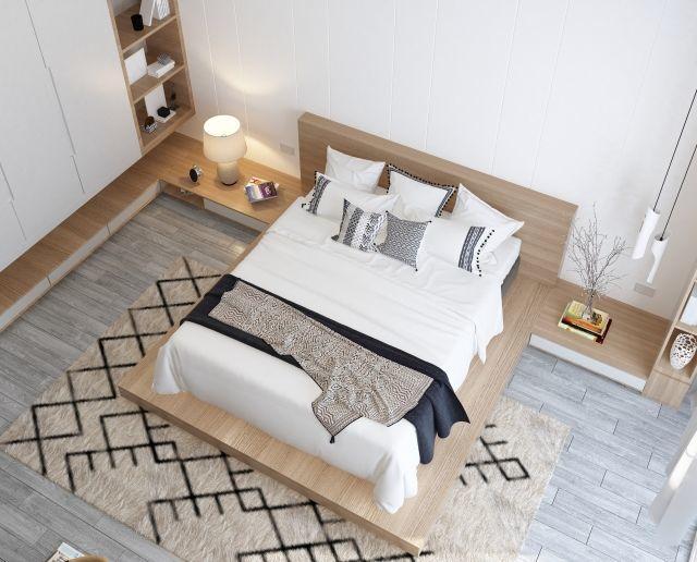 寝室(二階)