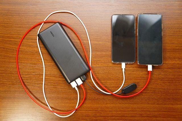 Anker PowerCore26800 モバイルバッテリー