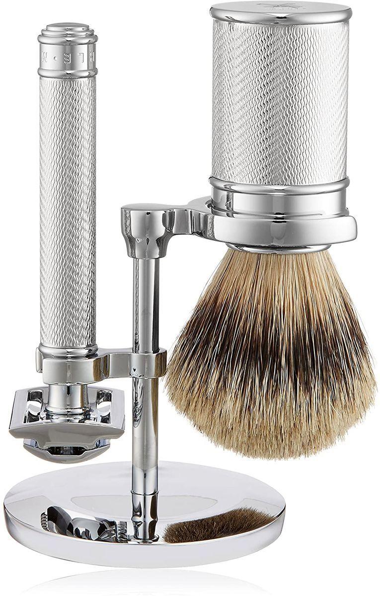 髭ブラシ シェービングマグ