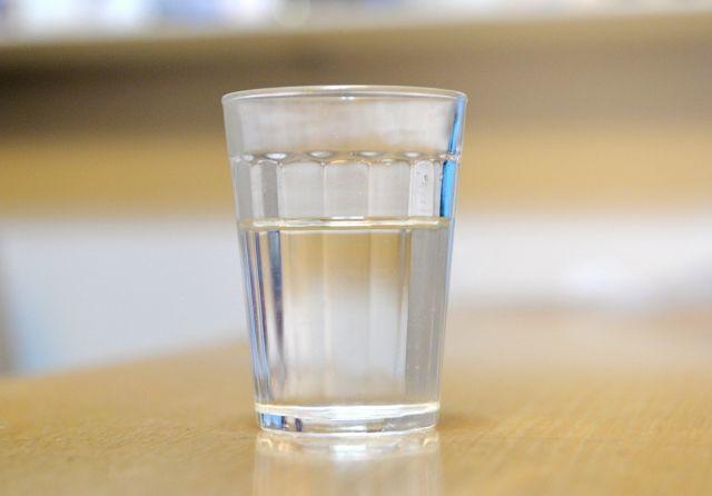 のどが渇く