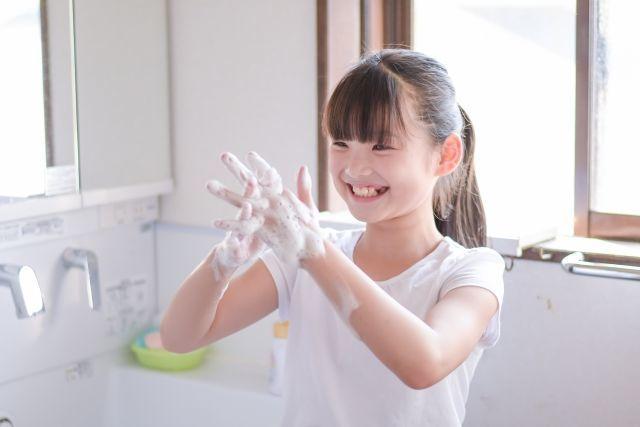 手洗いが楽しくなるアイテム