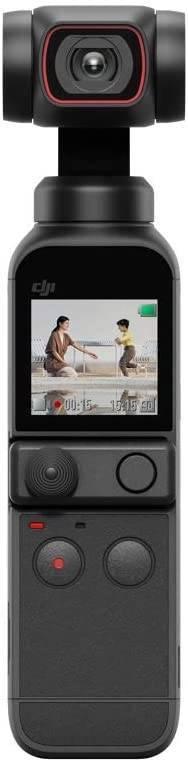 ジンバル付コンパクトカメラ「DJI POCKET 2」