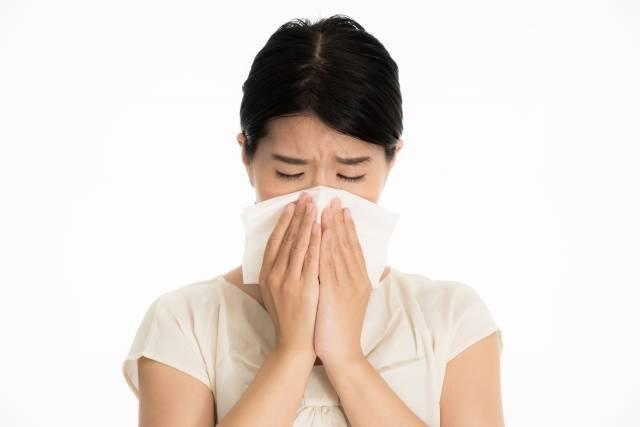 風邪罹患リスク低下