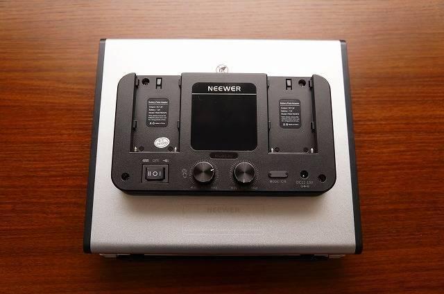 NEEWER 530 RGB LEDライトキット