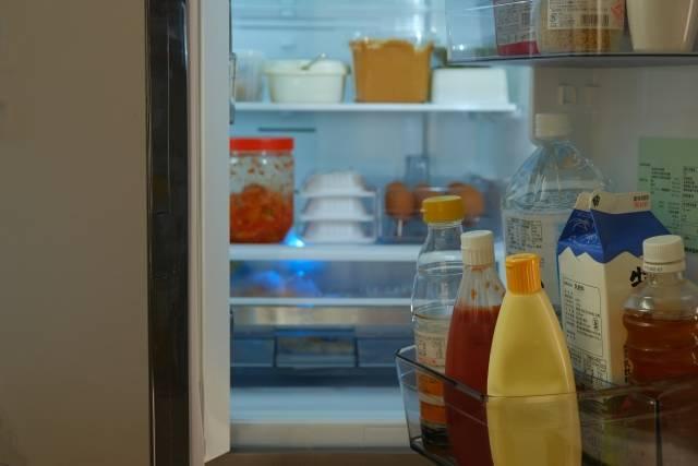 冷蔵庫で冷やせる