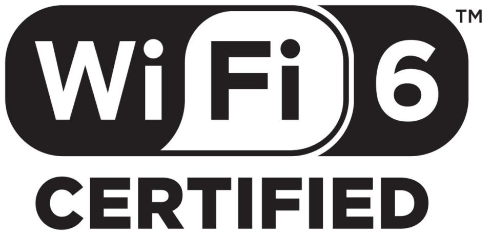 Wi-Fi6対応で快適