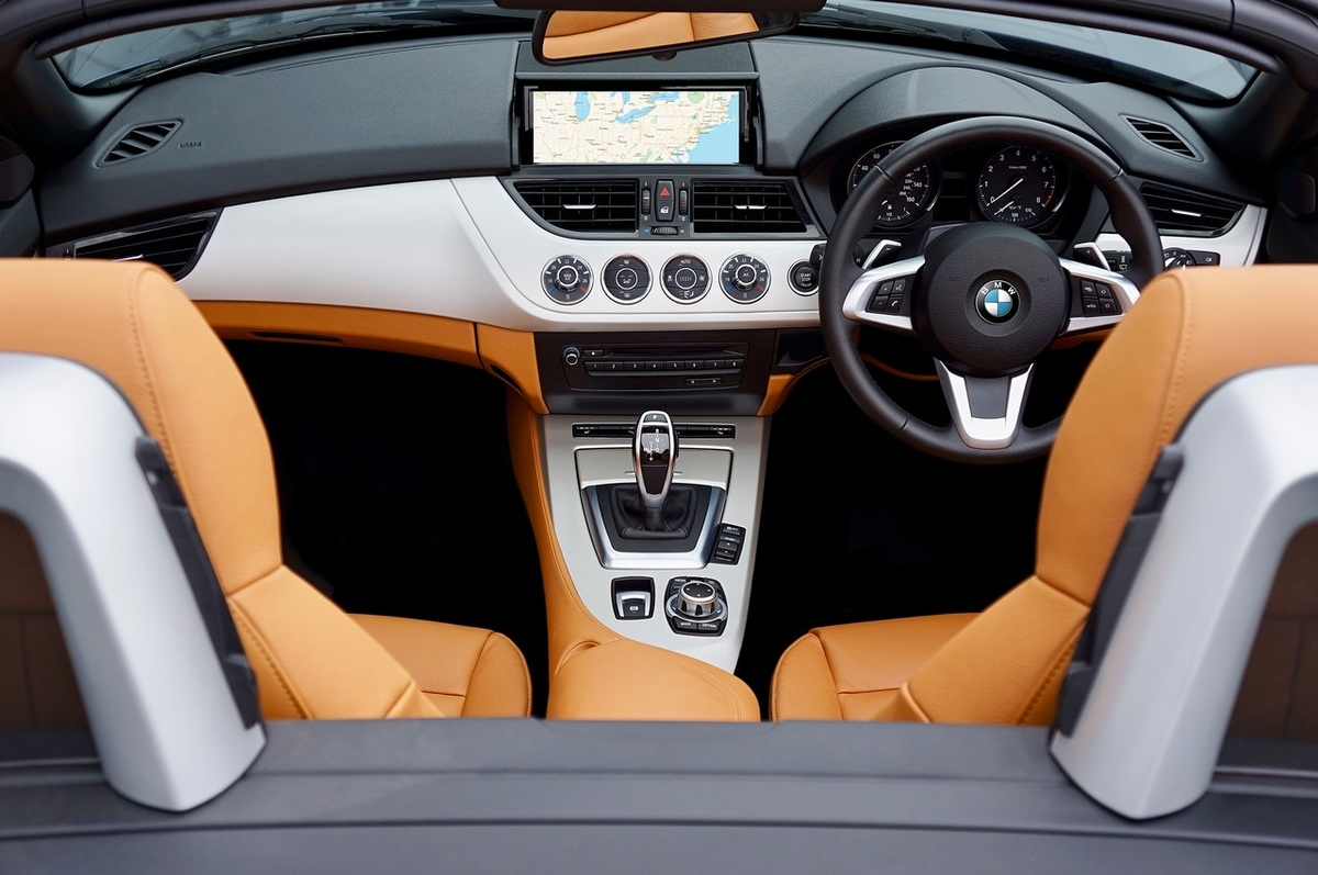 BMW Z4 盗難 dカーシェア