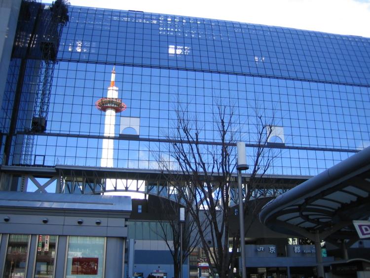 JR京都駅 (京都府京都市)