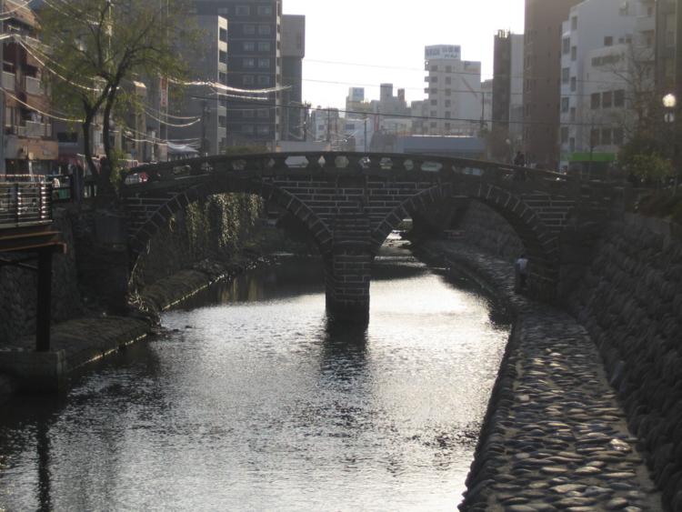 眼鏡橋  (長崎県長崎市)