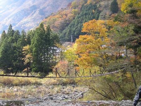 つり橋(静岡県静岡市)