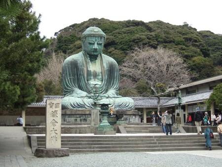 鎌倉大仏 (神奈川県鎌倉市)