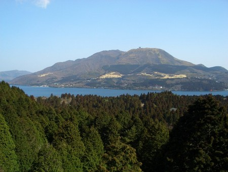 芦ノ湖 (箱根)