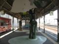 JR米子駅ホーム (鳥取県米子市)