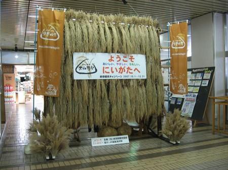 越後湯沢 (新潟県湯沢町)